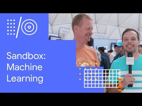 I/O '18 Guide - Machine Learning