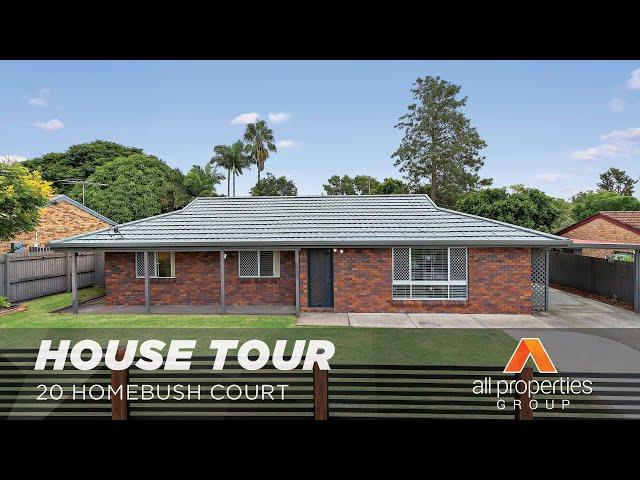 20 Homebush Court, Regents Park | House Tour | Chris Gilmour & Derrick Williams