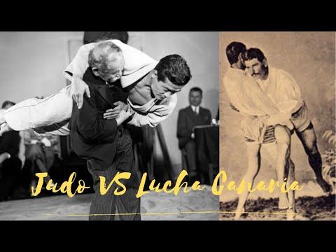Judo VS Lucha