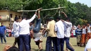 26 March's Display of Manirampur Govt. pailot high school, 2016