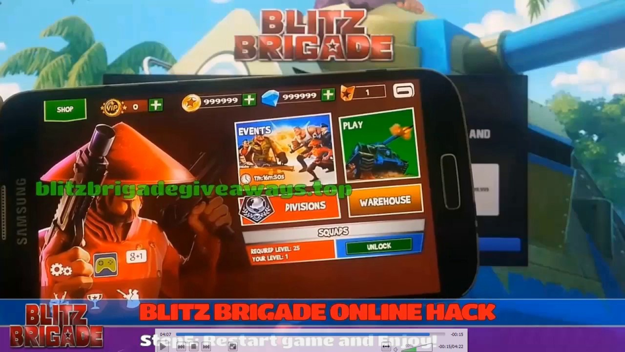 blitz brigade hack download pc
