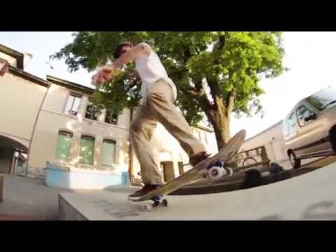YOU ARE WELCOME - Thanks skateboards - 2014