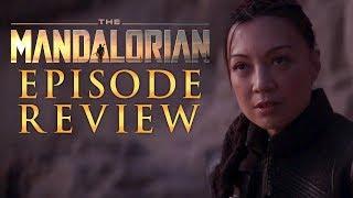 The Mandalorian Chapter 5 - The Gunslinger Episode Review