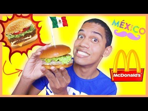NOVO HAMBURGUER GUACAMOLE | MC DONALDS!