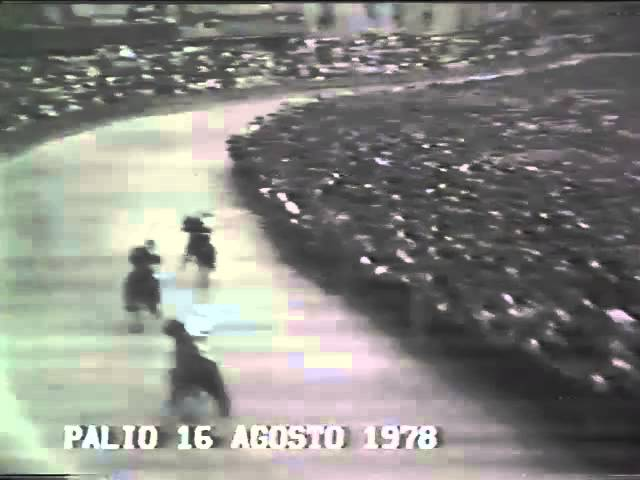 Palio 16 agosto 1978