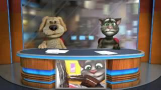 Gambar cover Talking Tom & raffa