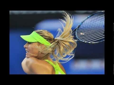 Sharapova vs Azarenka  Australian Open Womens Final  2012
