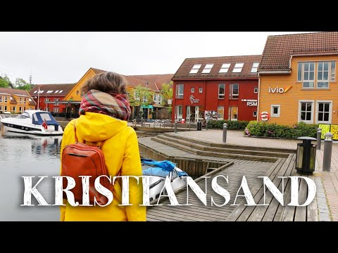 KRISTIANSAND, Norway | Let's travel #29