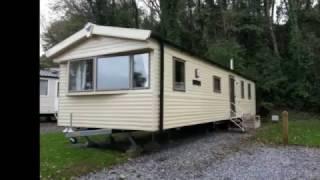 Caravan to let Tenby Pembrokeshire