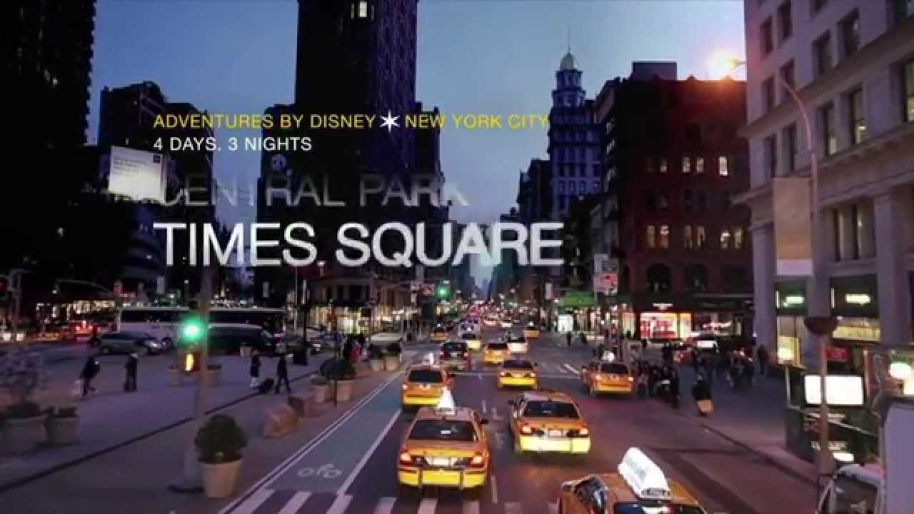 New York City Vacations | Adventures by Disney