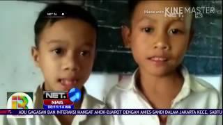 Video Anak SD di Kalimantan Barat Minim Peralatan Sekolah Direspon Cepat Presiden - NET24