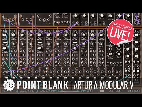 How to Sequence a Modular Synth using Arturia Modular V (FFL!)