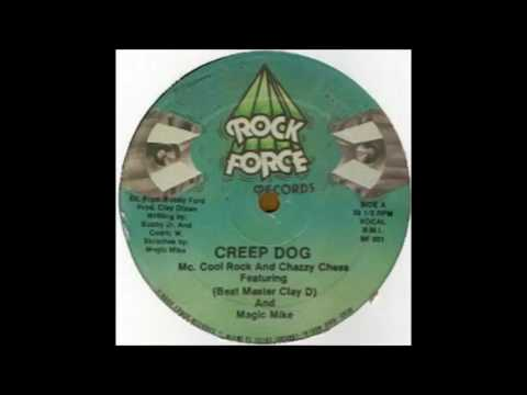 MC Cool Rock & MC Chaszy Chess - Creep Dog (Instrumental). 1987 Rock Force Records
