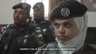 Women's roles as peacebuilders in Jordanian security sector agencies