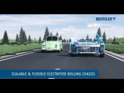 BENTELER Electric Drive System