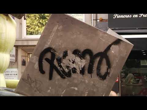 El acoso a la estatua de O Carrabouxo tendrá sanción 31/07/2020