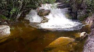 Tromba D'água na Serra da Canastra com Rotas do Mundo