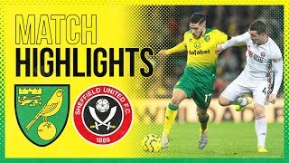 HIGHLIGHTS | Norwich City 1-2 Sheffield United