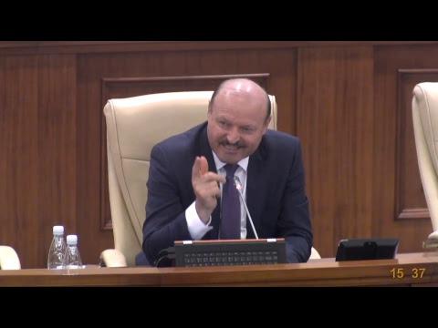 Şedinţa Parlamentului Republicii Moldova 03.05.2018