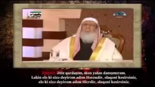 Vehabi eyxi ie Suallarбnбn Qarбsбnda Aciz Qaldб