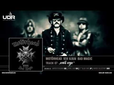 Motörhead - Evil Eye (Bad Magic 2015)
