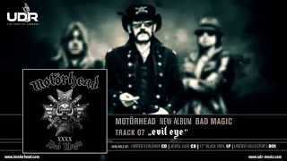 Motörhead - Evil Eye (Bad Magic 2015)