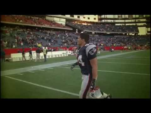Tedy Bruschi Night Halftime Tribute Video