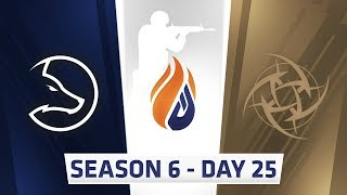 ECS Season 6 Day 25 LDLC vs NIP - Nuke
