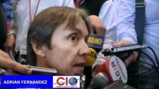 ADRIAN FERNANDEZ APOYA A SERGIO PEREZ