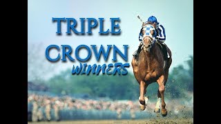 Every Triple Crown Winner In Horse Racing History
