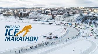 Finland Ice Marathon 2019