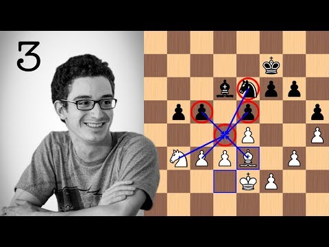 Fabiano Caruana vs Magnus Carlsen | 2018 World Chess Championship | Game 3
