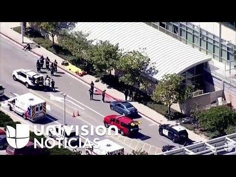 Autoridades reportan tiroteo en la sede de YouTube en San Bruno, California.