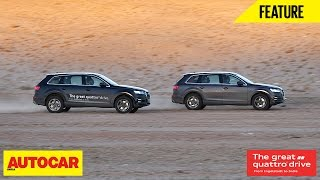 Great Quattro Drive | Germany To India | Episode 01 | Autocar India