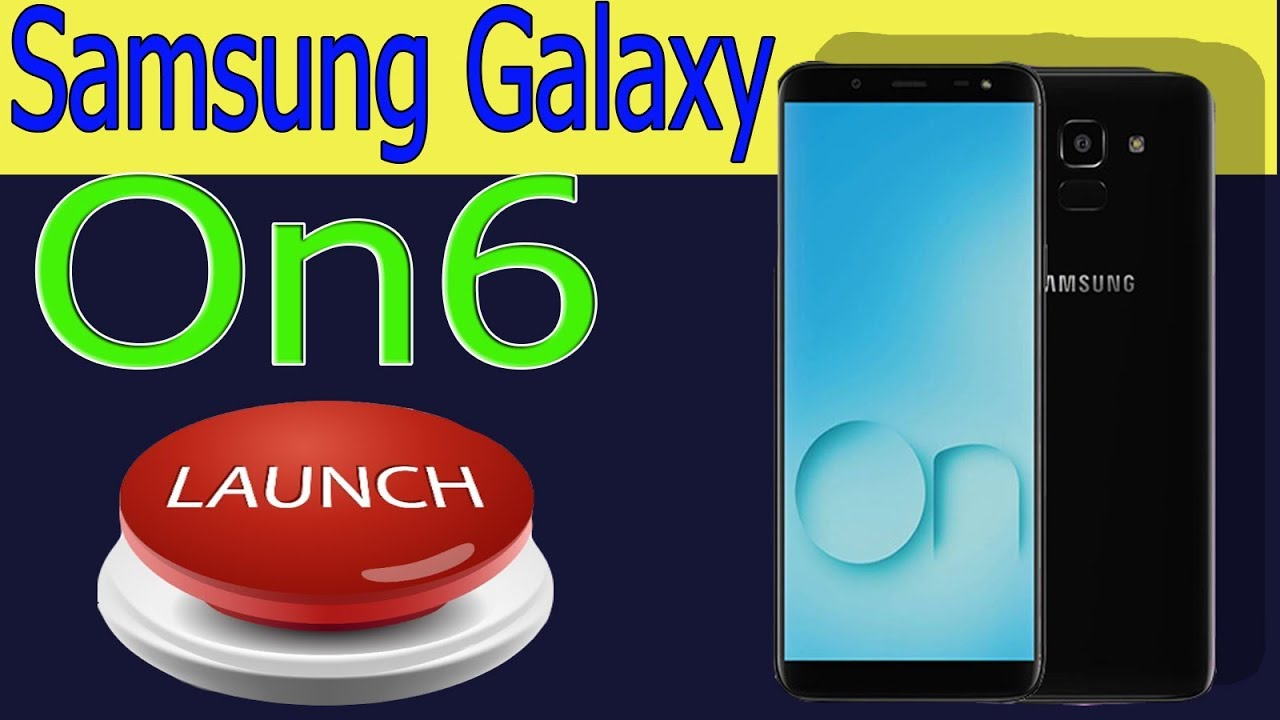Samsung Galaxy On6 | Launched | Specifications | Price | Review