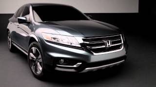 Honda Crosstour Concept 2013 Videos