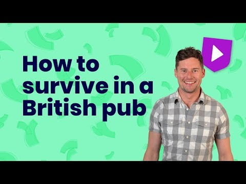 How to survive in a British pub | Learn English with Cambridge