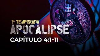A SALA DO TRONO - Apocalipse 4.1-11 | Rennan Dias
