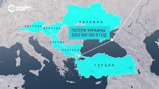 Что такое газопровод «Турецкий поток» вцифрах иденьгах