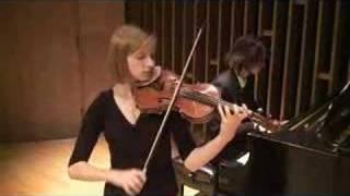 Mozart: Violin Concerto No. 4 in D Major, Mvmt. 1