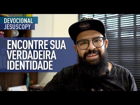 ENCONTRE SUA VERDADEIRA IDENTIDADE - Douglas Gonçalves