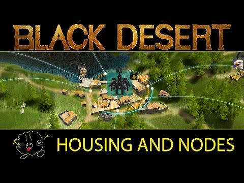 [Black Desert Online] Guide: Workers, Housing, Nodes & Beer