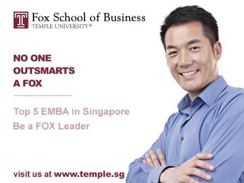 Temple FOX School of Business (EMBA) TVC