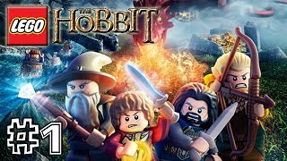 LEGO THE HOBBIT VIDEOGAME - PART 1 (GAMEPLAY WALKTHROUGH) (HD)