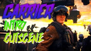 CEXO ZOMBIES CARRIER INTRO CUSTSCENE, NEW DLC SUPREMACY CALL OF DUTY