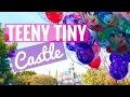 TEENY TINY Castle | Disneyland Vlogs 2016 | Disney At Heart