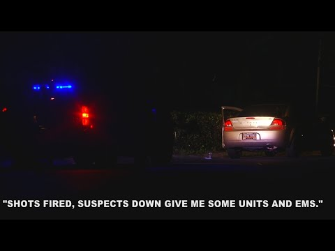 911 calls officer involved shooting