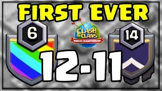 FIRST CLAN EVER to Defeat Dark Looters / Tribe Gaming in Clash of Clans Tournament History - RTK!