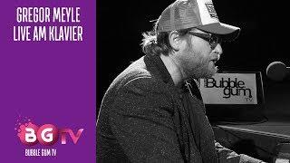 Gregor Meyle - Stolz auf uns (Live am Klavier) | Bubble Gum TV