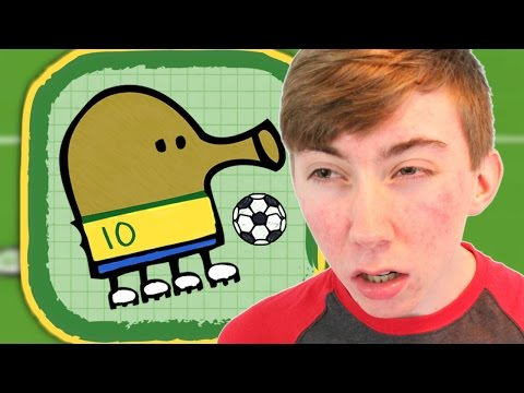 DOODLE JUMP: SOCCER - Part 2 (iPhone Gameplay Video)